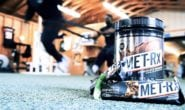 MET-RX protein powder and protein bar